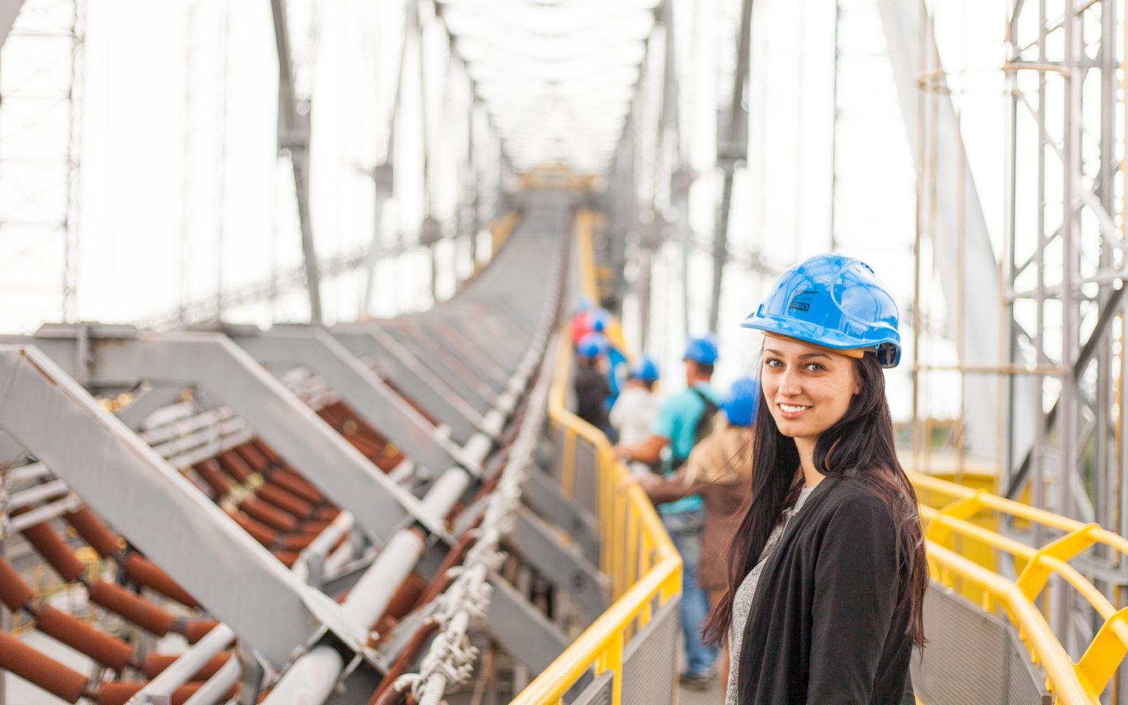 Women in Blue-Collar Industries