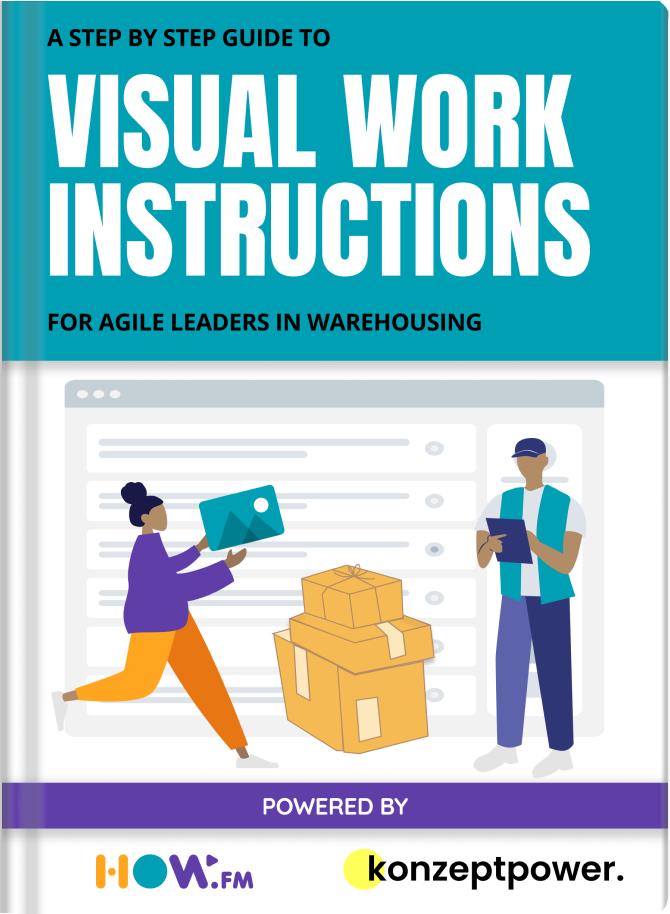 Visual work instructions ebook