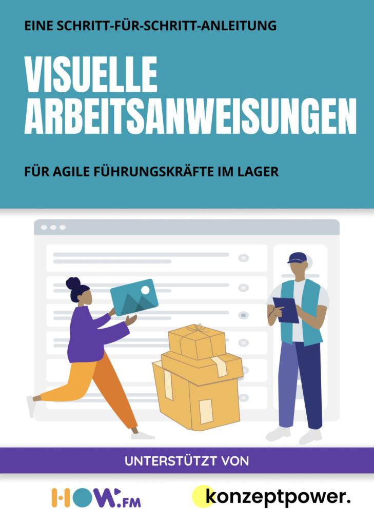 visuelle arbeitsanweisungen ebook im lager rechtskonformität